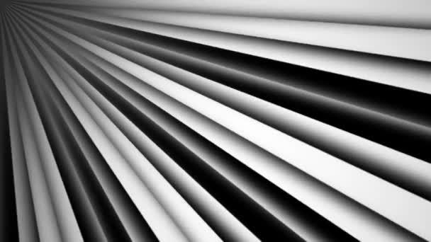 Černé a bílé paprsky