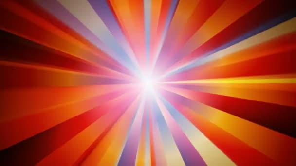 Absztrakt színes fénysugarak
