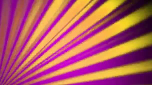 Abstraktní retro fialové paprsky