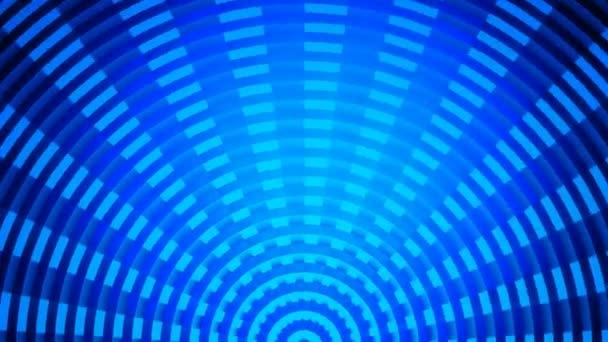Absztrakt kék sugarakat
