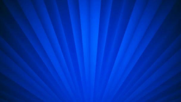 abstraktní modré paprsky