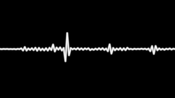 Mozgó beat audio wave