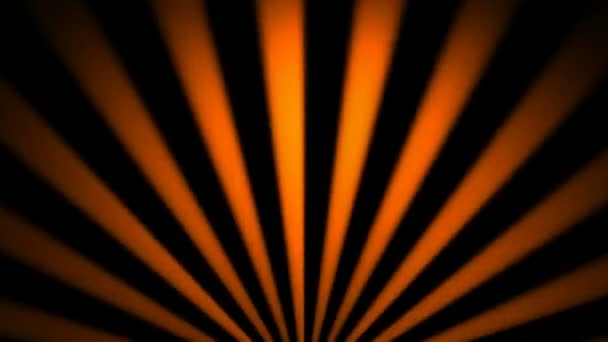 abstraktní oranžové paprsky