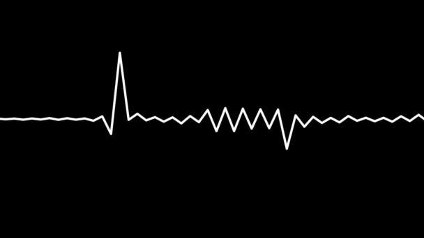Bewegte Audio-Welle