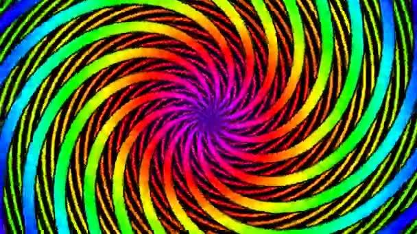 hypnotické pozadí abstraktní