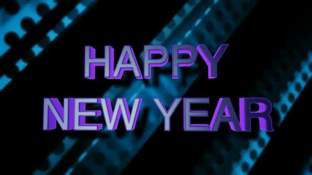 Nový rok pozadí