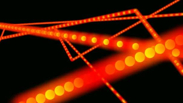 Oranžové čáry
