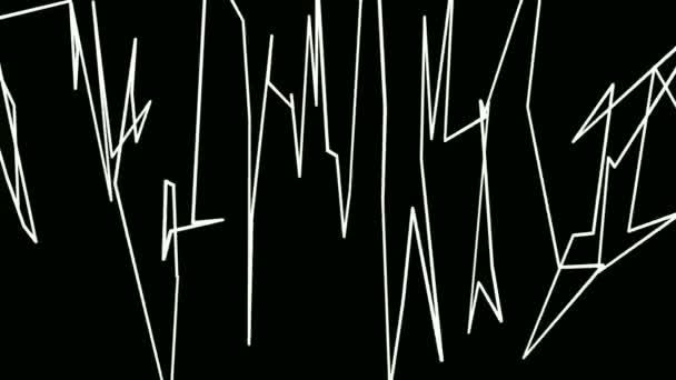 Černá a bílá graffiti