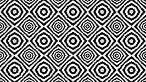 Moving hypnotic patterns