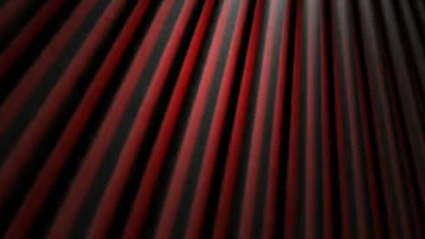 Mozgó piros és fekete vonalak