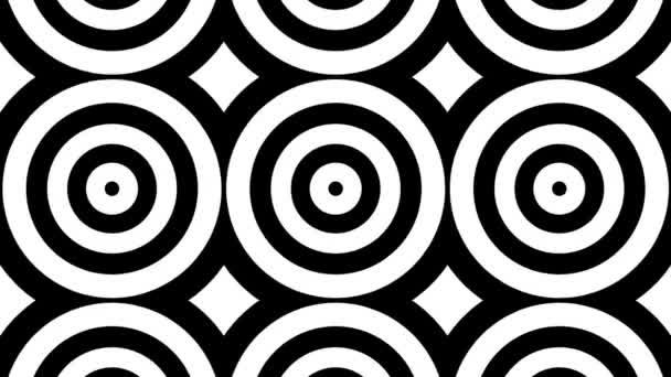 Mozgó hipnotikus minták
