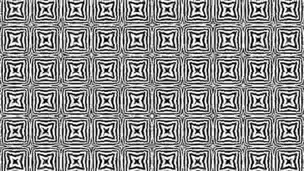 Moving hypnotic patterns