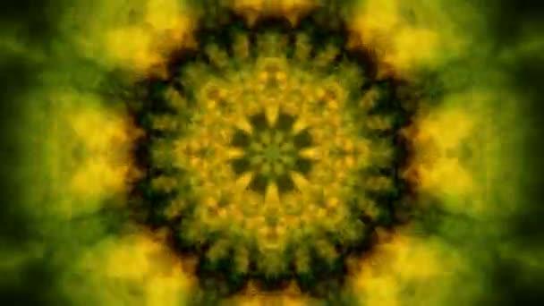 Kaleidoskopický abstraktní vzory