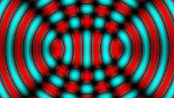 Vörös és kék körök