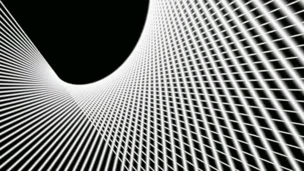 Abstrakte Bewegung Raster