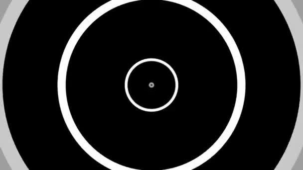 Pulzující rytmus kroužky