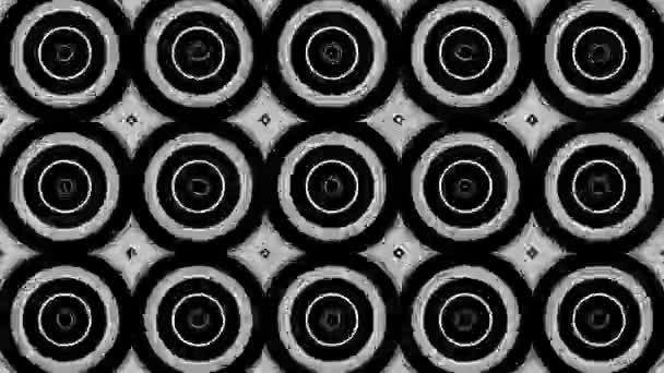 Pohyblivé pulzující kruhy