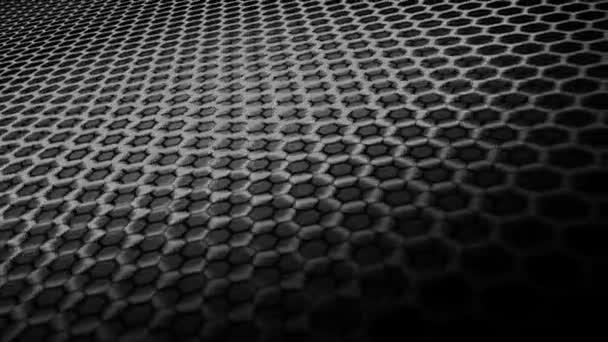 Hatszögletű minta háttér