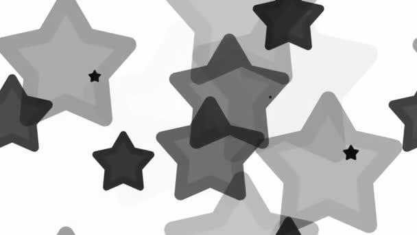 Pozadí s hvězdami