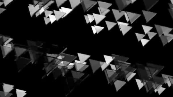 Létající skla trojúhelníky