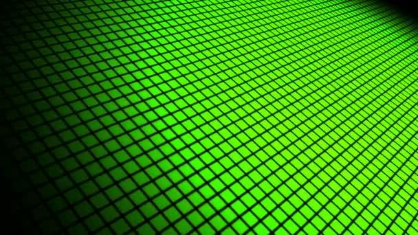 Mozgó négyzetek a rács