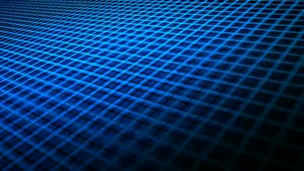 Moving rhombus grid