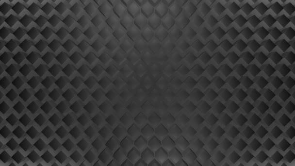 winkende graue Kacheln aus Quadraten