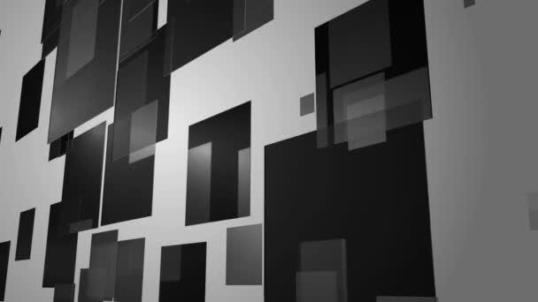 pohybující se luma čtverce