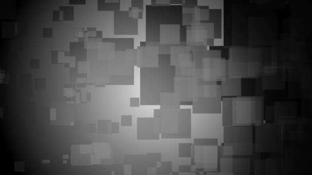 Tančící černobílé čtverce