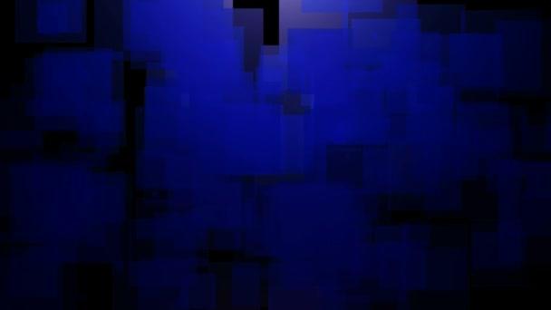 Blaue Blöcke bewegen