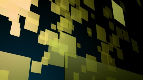 Moving yellow tiles