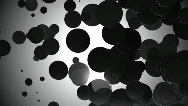 Cerchi di luce monocromatica