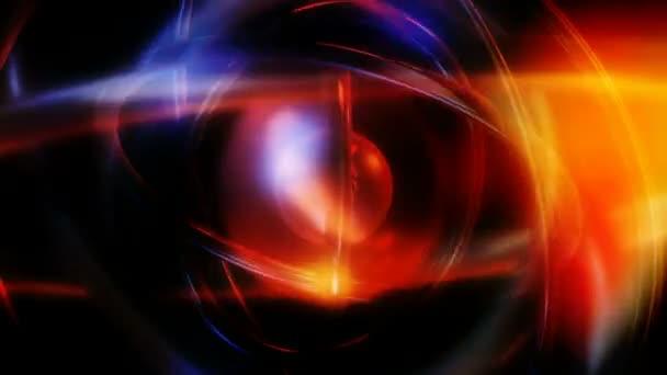 vypálit kruh světla