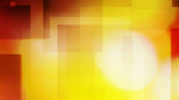 žlutý čtverec reflektorů