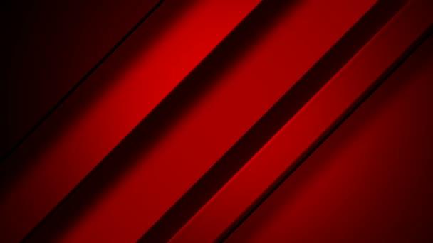 red white slant bars