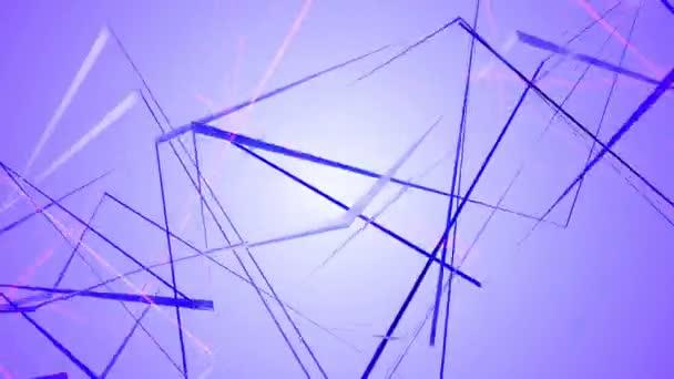 fialové čáry twist
