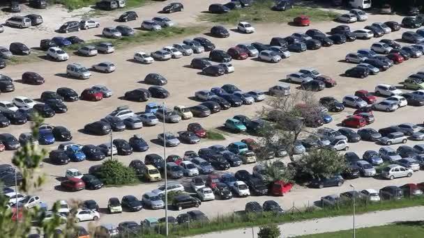 Big car parking