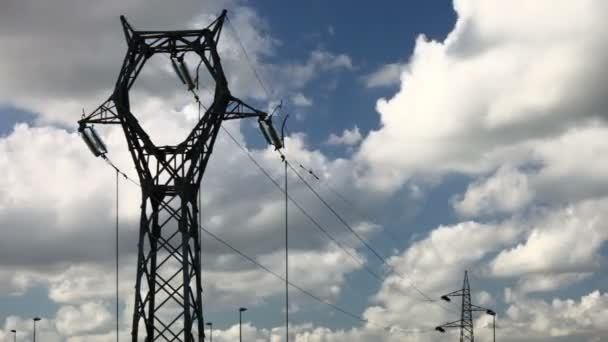 Hight electrical tower