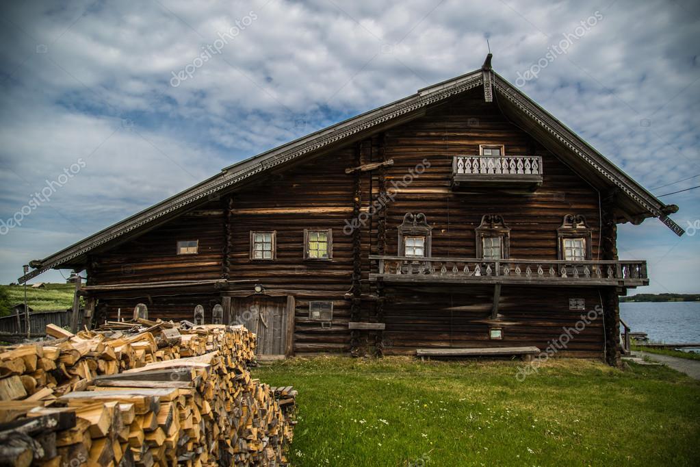 Pa ses n rdicos de la arquitectura de madera casas de - Casas de madera nordicas ...