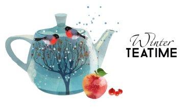 Winter Tea Time