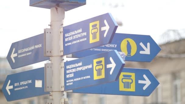 Navigace Kyjev Ukrajina