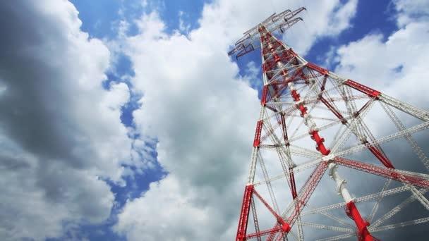 Přenosové vedení, stožár elektrického vedení