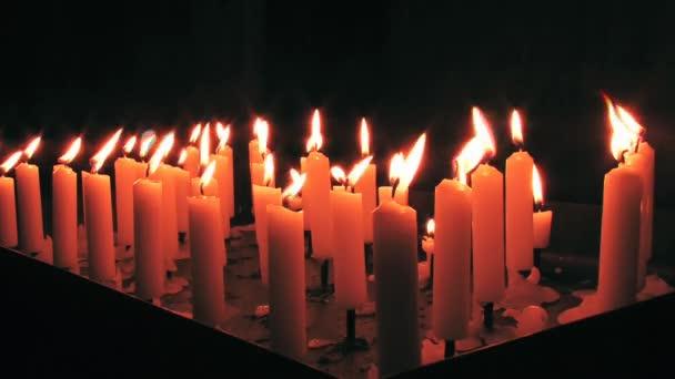 Obětní svíčky