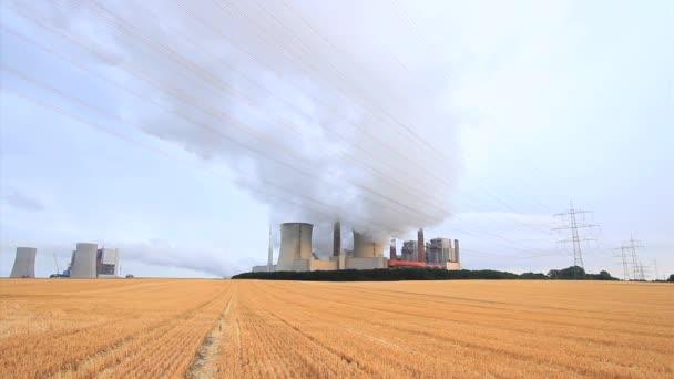 uhelné elektrárny