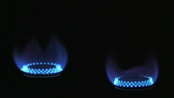 Gasflamme