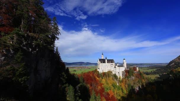 Neue Schwanenburg, Schloss Neuschwanstein, Bayern, Deutschland
