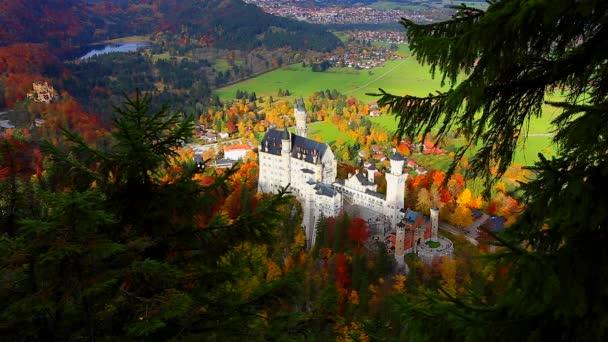 Nuovo Swanstone Castello, Castello di Neuschwanstein, Baviera, Germania