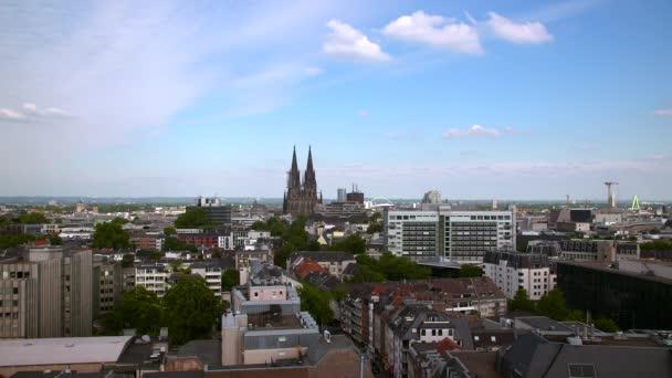 Kolín nad Rýnem, panoramatický pohled