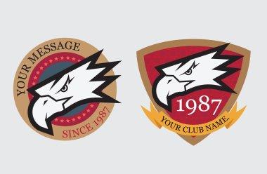 Logo club and team sport se