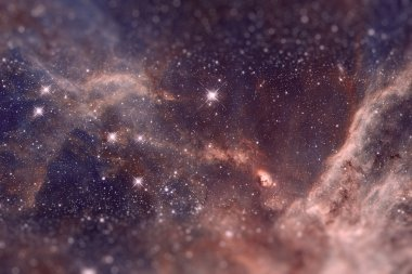 The region 30 Doradus lies in the Large Magellanic Cloud galaxy.